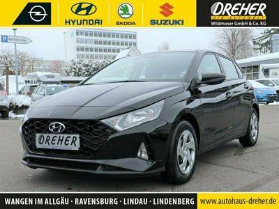 gebraucht Hyundai i20 NEW SELECT Plus/Funkt.-Paket/Sitzheiz/Met/