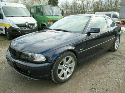 gebraucht BMW 325 ci Coupe =Xenon=Leder=ALU= Tüv 1-22
