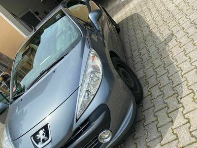 gebraucht Peugeot 207 CC **1.6 Vti**TÜV 02/2022**