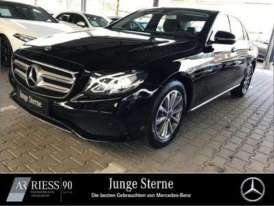 gebraucht Mercedes E200 Avantgarde+LED+Rückfahrkamera