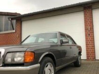 używany Mercedes 260 SE Neulack