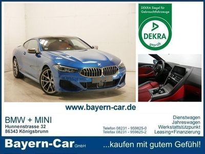 gebraucht BMW 850 i xDr Sitzlüft.Laser.DrivePro.NightV.Neu147