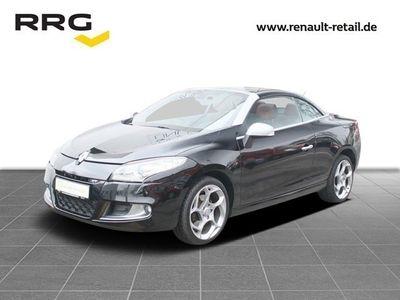 gebraucht Renault Mégane Cabriolet Megane III GT dCi 160