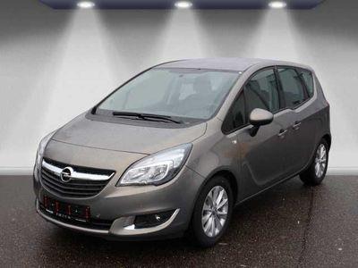 gebraucht Opel Meriva 1.4 Automatik Style mit Komfortpaket