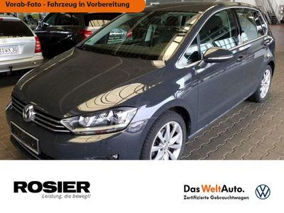gebraucht VW Golf Sportsvan Highline VII 1.4 TSI Xenon SHZ E