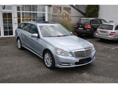 gebraucht Mercedes E300 CDI*Navi/Comand*Xenon*Standheizung*AHK*