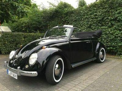 gebraucht VW Käfer Cabrio