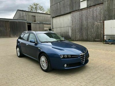 gebraucht Alfa Romeo 159 Sportwagon 2.4 JTDM 20V, Full Ausstattung