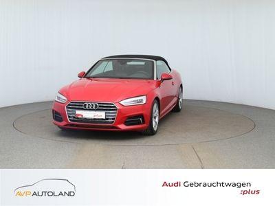 gebraucht Audi A5 Cabriolet 40 TFSI S tronic Sport   MMI NAVI  