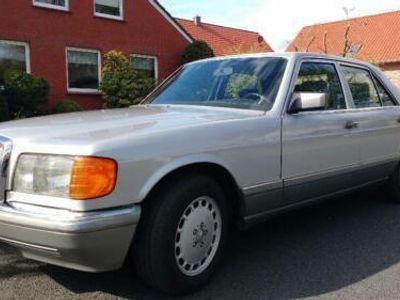 używany Mercedes 260 W126 260 Automatik Klimaanlage H Zulassung