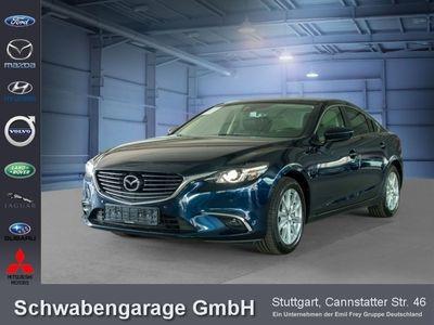 gebraucht Mazda 6 SKYACTIV-G 165 Exclusive-Line LED Tempomat