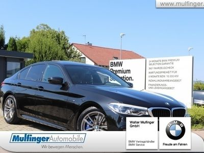 gebraucht BMW 540 i M Sport DrivAss+ACC Parkas.Lenkradh.Aktivl.