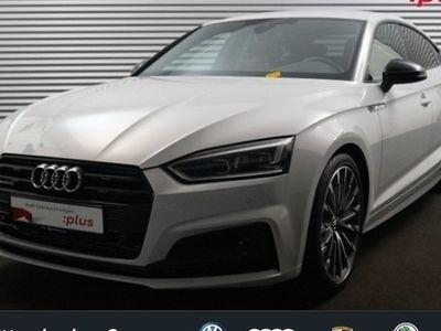 gebraucht Audi A5 Sportback 3.0 TDI Black Edition S line Navi LED Navi ACC