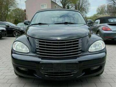 gebraucht Chrysler PT Cruiser Cabrio Limited 2.4L