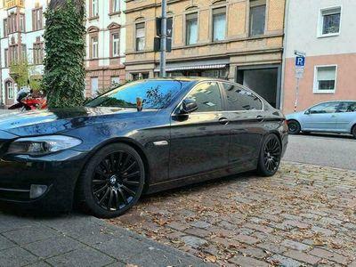 gebraucht BMW M5 F10 Sport-Aut. 300ps F1 / Tausch A... als Limousine in Karlsruhe