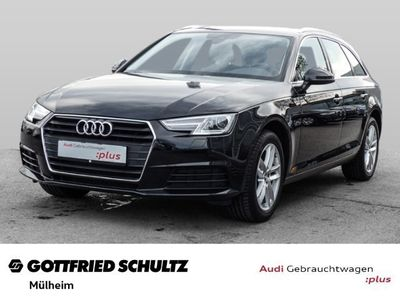 gebraucht Audi A4 2.0 TDI S-tronic S TRONIC - Klima,Xenon