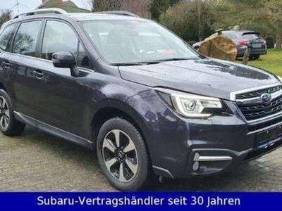 gebraucht Subaru Forester Exclusive CVT Md 2018*DAB*AHK*Garantie*