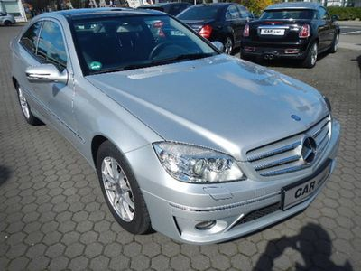 gebraucht Mercedes CLC180 Kompressor Automatik Xenon,Glasdach