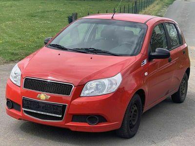 gebraucht Chevrolet Aveo 1.2 Benzin TÜV 1.Hand Top