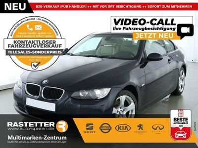 gebraucht BMW 320 i Coupe Xenon SHZ PDC Klimaaut Temp Nebel LMF