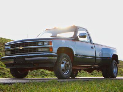 gebraucht Chevrolet Silverado C3500 454cui 7,4 TBI V8 Dually H-Zulassung 1.Hand
