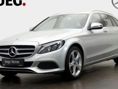 gebraucht Mercedes C350e T AVANTGARDE Navi+LED+PTS+SHZ+AHK