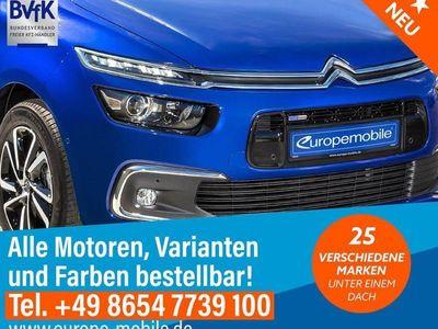 gebraucht Citroën C4 SpaceTourer Live 1.5 BlueHDi 130 Euro6d-Temp (D4)