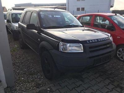 gebraucht Land Rover Freelander Td4