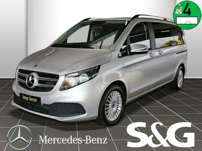 gebraucht Mercedes V220 d EDITION Kompakt Navi 2xKlima Easy-Pack