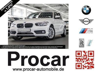 gebraucht BMW 116 1er d EfficientDynamics Edition Advantage