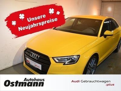 gebraucht Audi A3 Lim. 1.5 TFSI sport Xenon*Navi*EURO6