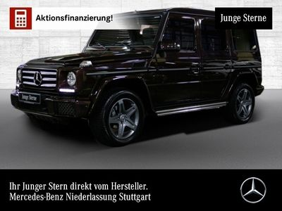 gebraucht Mercedes G500 Sport Exklusiv Fondent Distronic NP 140393