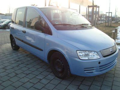 used Fiat Multipla 1.6 16V LPG GAS KLIMA