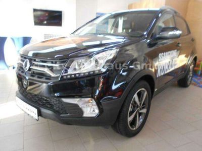 gebraucht Ssangyong Korando 2.2 Diesel 4WD Automatik Sapphire
