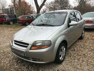 gebraucht Chevrolet Kalos 1.4 SX Klimaanlage