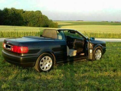 gebraucht Audi 80 Cabrio als Cabrio/Roadster in Herbrechtingen