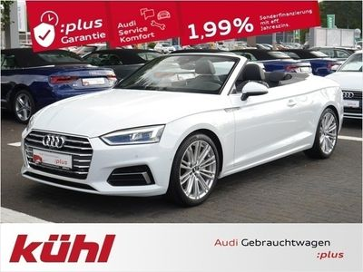 gebraucht Audi A5 Cabriolet 2.0 TFSI S tronic Sport LED 19 Zoll