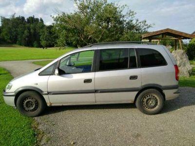used Opel Zafira 2,2 DTI