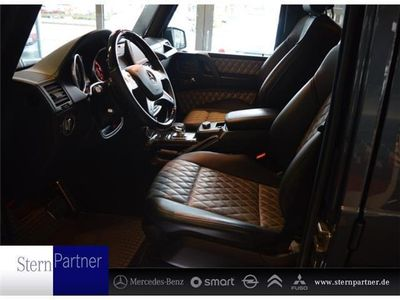 gebraucht Mercedes G63 AMG AMG St.Lang Distronic,TV,Kamera,Neu 165T&euro