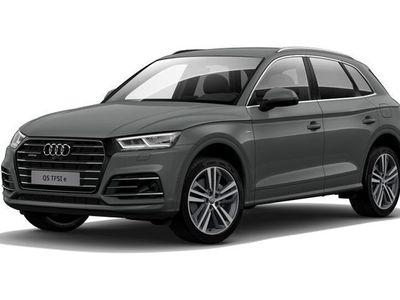 gebraucht Audi Q5 55 TFSI e Matrix-LED-Scheinwerfer Paket Tour