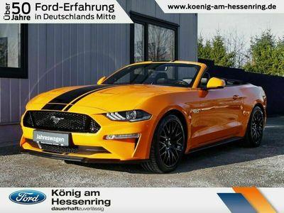 gebraucht Ford Mustang GT Cabrio V8 bei Gebrachtwagen.expert