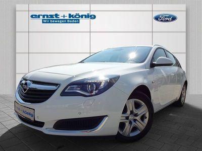 gebraucht Opel Insignia 2.0 CDTI Sports Tourer Aut. Edition