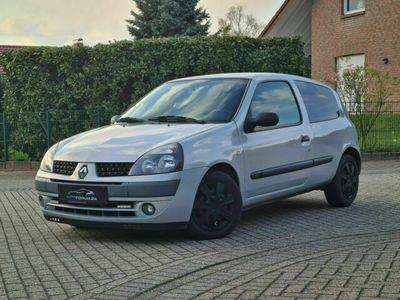 gebraucht Renault Clio II Extreme 2*Klimaanlage*PDC*Allwetter*