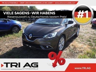 gebraucht Renault Grand Scénic Limited Deluxe TCe 140 GPF Navi Rückfahrkam. Fernlichtass.