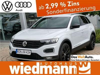 gebraucht VW T-Roc Sport 1,5l TSI OPF DSG