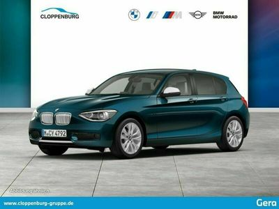 gebraucht BMW 116 i Urban-L./Navi/Sitzheiz./Xenon/Freisprech.