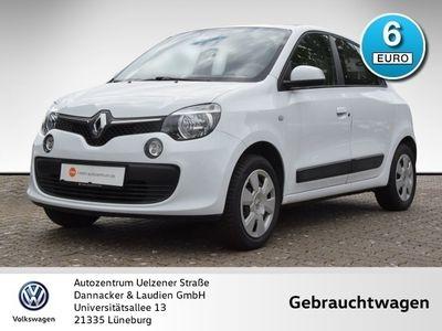 gebraucht Renault Twingo Klima Tempomat Radio Bluetooth uvm...