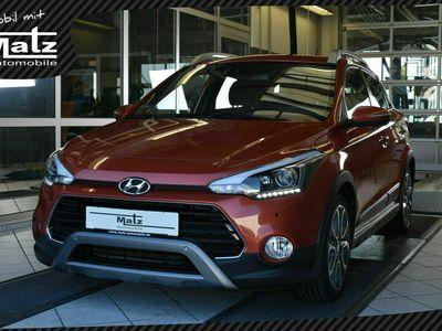 gebraucht Hyundai i20 Active 1.0 TGDI blue Style*Navi*BT*SHZ*PDC*