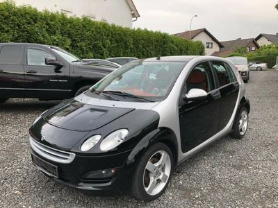 used Smart ForFour Basis