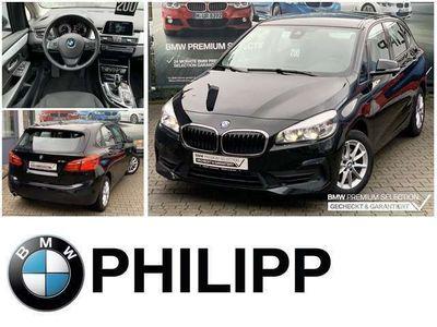 gebraucht BMW 218 i Aut. SHZ PA PDC V+H Navi. Tempomat